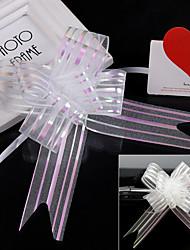 Недорогие -Органза Свадебные украшения-10piece / Установить Неперсонализированный