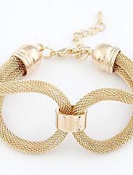 Dame Kæde & Lænkearmbånd Unikt design Mode Legering Smykker Smykker Til Daglig Afslappet