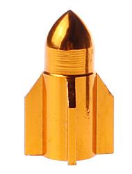 Capa de Válvulas ( argênteo / Vermelho / Dourada , liga de alumínio ) - ParaCiclismo/Moto / Bicicleta De Montanha / Bicicleta de Estrada