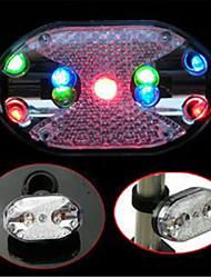 billiga Sport och friluftsliv-Cykellyktor Lyktor & Tältlampor säkerhetslampor Baklykta till cykel LED - Cykelsport Stöttålig Enkel att bära LED ljus AAA 400 Lumen