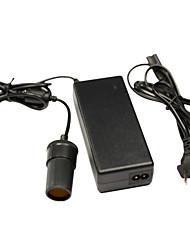 dearroad nos 8a 96w 110v-220v de energia de corrente alternada para acendedor de cigarros 12v dc carro inversor adaptador