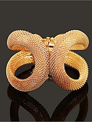 Bracciali Per donna Manette Oro / Argento Senza pietre