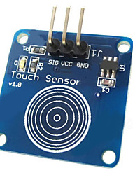 cheap -Touch Sensor Capacitive Touch Switch Module for Arduino - Blue