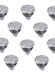cheap -YWXLIGHT® 10pcs GU5.3(MR16) 6W 4*COB 540LM Warm/Cool White AC 85-265 AC/DC 12V