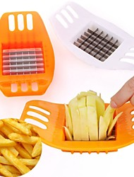 cheap -ZIQIAO Kitchen for Household Devices French Fries Potato Cutter Slicer