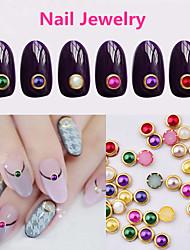 Smuk - Finger - Negle Smykker - 4,mm - 60pcs