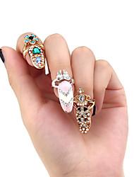 preiswerte -- Finger - Nail Schmuck - Metall - 1pcs Stück - 2 cm