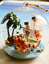 Sailing Adventures Large Dream Villa DIY Dollhouse Including All Furniture Lights Lamp LED