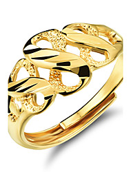 cheap -Ms 18 K Gold 8 Word Ring