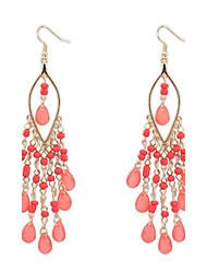 cheap -European Style Bohemian Exaggeration Fashion Beads Earrings