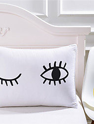 cheap -Comfortable 1pc Pillowcase, Cotton/Polyester Cotton/Polyester Printed 230TC Print