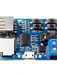 economico -amplificatore u disco formato modulo scheda di decodifica della carta di tf mp3 decodifica audio player