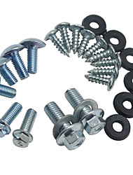cheap -25PCS/ Lot Screw Bolt Set For Honda Dirt Pit Bike CRF50 XR50 50-150CC