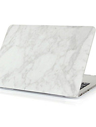 "Case for Macbook Air 11.6""/13.3"" Marble ABS Material New Fashion White Marble Hard Case Cover"