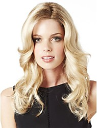 cheap -Capless Long Stylish Women Natural Healthy Hair Wave Girl Curly Blonde Wig
