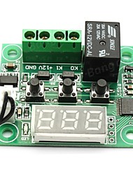 cheap -W1209 DC 12V -50 to +110 Temperature Control Switch Thermostat Thermometer