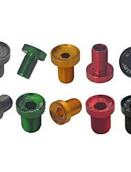 Suportes inferiores ( Preta / Vermelho / Verde / Dourada / Cinzento Escuro , liga de alumínio ) - Outro