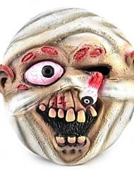 Недорогие -ужасно глазного яблока выскочил мумии резиновую маску для косплея / Хеллоуин костюм партии