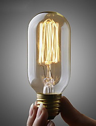 40W E27 Ellipsoid Tungsten Light Bulb(220V-240V) High Quality