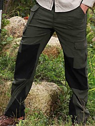 Men's Hunting Pants Waterproof Quick Dry Windproof Moisture Permeability Anti-Insect Wearable Breathable Fashion British Classic Bottoms