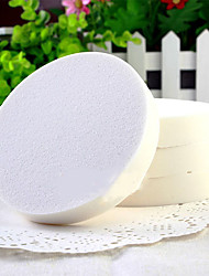cheap -Makeup Tools to Iinstall a Small Round Sponge Puff/make-up Puff Dry Wet Amphibious