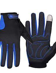 FJQXZ® Sports Gloves Women's / Men's Cycling Gloves Autumn/Fall / Winter Bike GlovesKeep Warm / Anti-skidding / Shockproof / Wearproof /