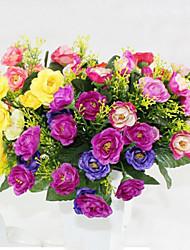 15 Heads High Quality Silk Flower Simulation Flower(Random Color)