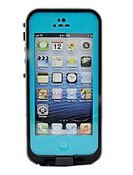 caso completo de protecção à prova de água corporal para iPhone 5 / 5s