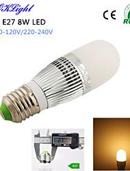 E14 LED a pannocchia T 28 SMD 2835 700 lm Bianco caldo 3000 K Decorativo AC 220-240 AC 110-130 V