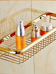cheap -Bathroom Shelf Neoclassical Brass 1 pc - Hotel bath