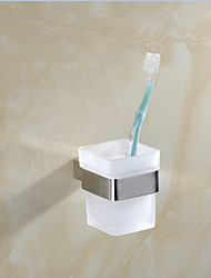 Toothbrush Holder / Stainless Steel Stainless Steel /Contemporary