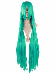 cheap -Synthetic Hair Wigs Straight Capless Long