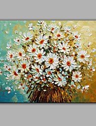 cheap -Oil Painting Hand Painted - Still Life Pastoral Canvas