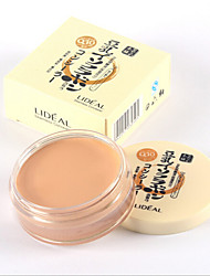 cheap -3 Concealer/Contour Wet Cream Concealer / Dark Circle Treatment / Anti-Acne / Freckle / Anti-wrinkle Eyes / Face / Lips / OthersBrown /
