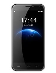 "HOMTOM HT3 5.0"" Android 5.1 3G Smartphone (Dual SIM Quad Core 5MP+2MP 1GB + 8 GB Black / Silver)"