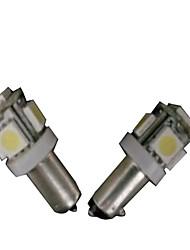 Недорогие -ES300 Camry LS400 Седрик / Gloria модели 99% автомобилей, пригодные BA9S привели интерьер свет 5050 5SMD светодиодные лампы
