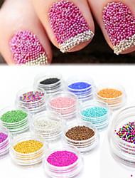 economico -Nail Gel UV polacco 8ml 12 Glitter Impregna fuori dal duraturo
