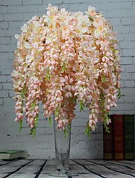 High Quality Chlorophytum Comosum Simulation Flower Artificial Fiower