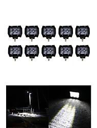 Недорогие -Автомобиль Лампы 30W W 3000lm lm 60PCS Светодиодная лампа Рабочее освещение