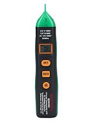 Недорогие -MASTECH ms6580- бесконтактное измерение температуры пера - инфракрасный термометр -ncv со звуковой и световой сигнализации