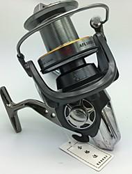 economico -Mulinelli per spinning / Lenze al traino 4.7:1 10 Cuscinetti a sfera Intercambiabile Pesca di mare / Spinning / Lenze trainate & Barchette