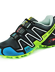cheap -Running Shoes New Fashion Men's  Synthetic Black / Blue / Green