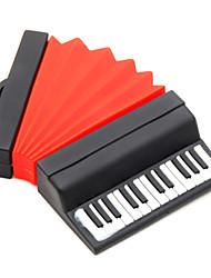zpk09 preto órgão 16gb& usb drive branca memória flash de 2,0 u vara