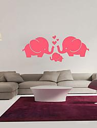 baratos -Animais / Desenho Animado / Romance / Moda / Feriado / Paisagem / Formas / Transporte / Fantasia Wall StickersAutocolantes de Aviões para