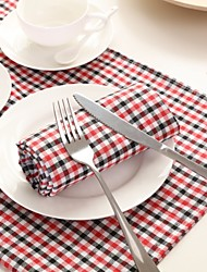 100% Cotton  NapkinHotel Dining Table / Wedding Party Decoration / Wedding Banquet Dinner / Christmas Decor Favor /