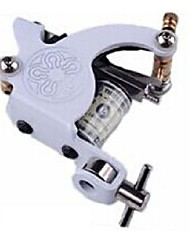 Coil Tattoo Machine Professiona Tattoo Machines Alloy Liner and Shader Hand-assembled