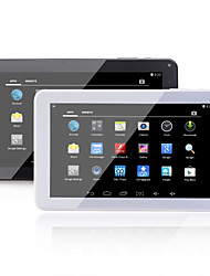 abordables -THTF 7029 9 pouces 2.4GHz Android 4.4 Tablette (Dual Core 800*480 512MB + 8Go N/C)