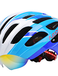 cheap -FJQXZ Adults' Bike Helmet 25 Vents Cycling Mountain Ultra Light (UL) EPS Road Cycling Recreational Cycling Hiking Cycling / Bike Winter