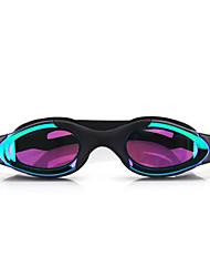 cheap -FEIUPE®Adjustable Size, Waterproof, Anti-Fog for Unisex Black/Pink/Light Blue/Blue Swimming Goggles