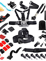 cheap -Front Mounting Clip Protective Case Case/Bags Screw Floating Buoy Adhesive Mounts Straps Hand Grips/Finger Grooves Monopod Mount / Holder